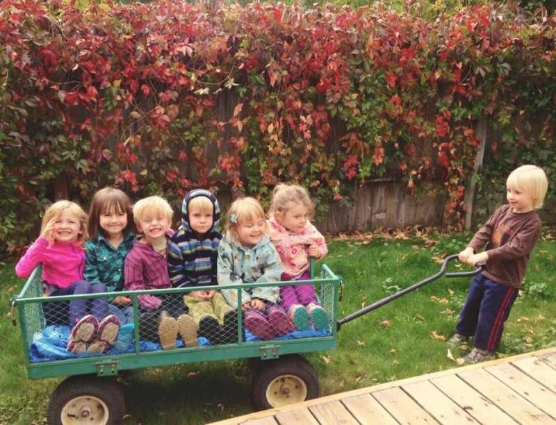wagon kids (2)